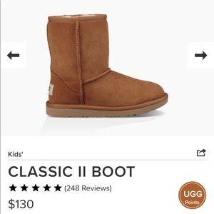 Tan Classic Ugg Boot